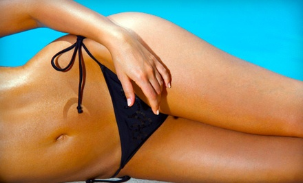 1 Custom Airbrush Spray Tan (a $30 value) - Transformate Fitness in Holland