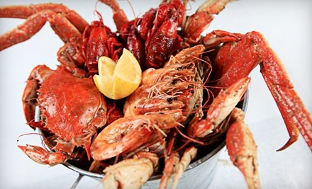 Seafood Dinner for 2  - Fisherman's Bucket in Duluth