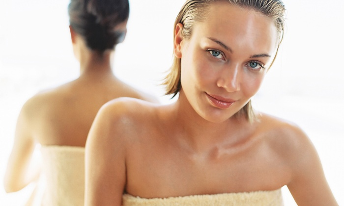 Kingwood Salon and Spa - Houston: Mini Facial Massage with Peel or 60-Min Facial with Pumpkin Exfoliation & Peel at Kingwood Salon and Spa (Up to 42% Off)