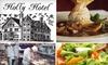 Holly Hotel (Comedy Club) - Village Of Holly Downtown: $22 for $50 Worth of Fine Dining and Drink at the Holly Hotel