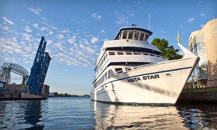 Vista Fleet - Duluth: $16 for Two Adult Tickets to Sightseeing Cruise from Vista Fleet in Duluth (Up to $32 Value)