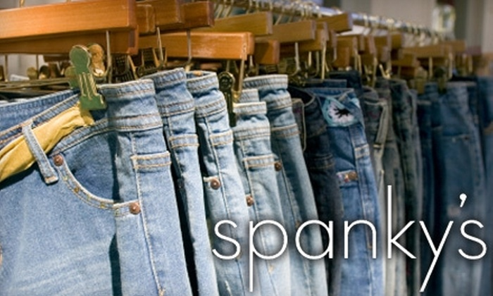 Spanky's - Portland: $12 for $25 Worth of Quality Consignment Apparel at Spanky's in Vancouver
