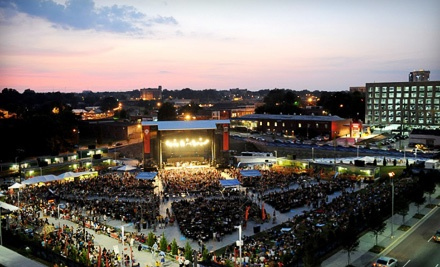 Bud Light CityFest at the Raleigh Amphitheater on Sept. 10-Oct. 22: General Admission Seating - Bud Light CityFest in Raleigh