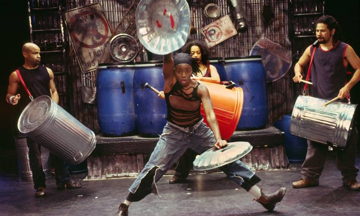 """""""STOMP"""" - Orpheum Theater: $49 to See """"STOMP"""" at the Orpheum Theater on January 7–February 20 (Up to $86.95 Value)"""