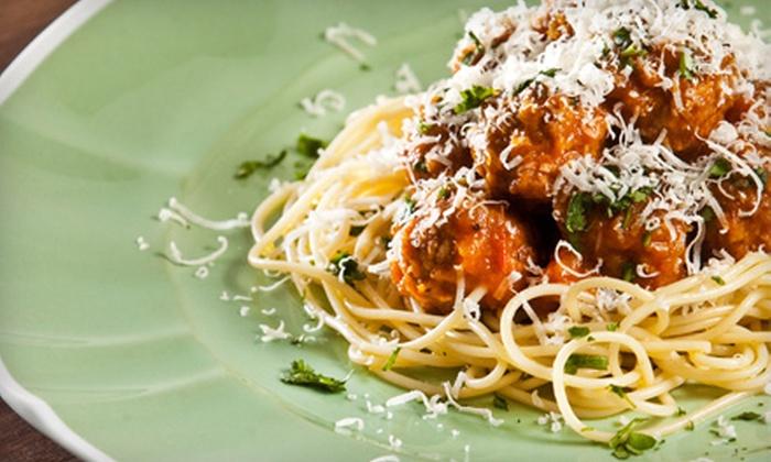 Casanova Italian Restaurant - Lexington: $17 for $35 Worth of Upscale Southern Italian Fare at Casanova Italian Restaurant