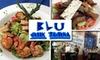 Blu Greek Taverna - Downtown Marietta: $15 for $35 Worth of Greek Cuisine at Blu Greek Taverna
