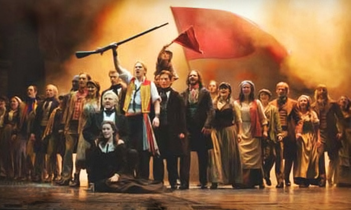 """Do You Hear The People Sing"" - American Airlines Center: One Ticket to ""Do You Hear the People Sing"" Broadway Revue at American Airlines Center on March 23 (Up to $79.75 Value)"