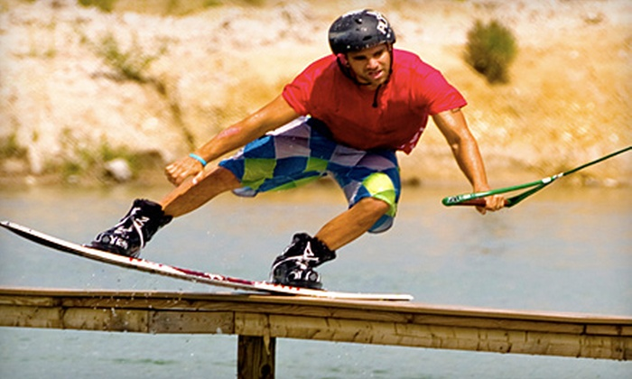 Placid Wake Park - Allendale: Wakeboarding Outing at Placid Wake Park in Allendale. Three Options Available.