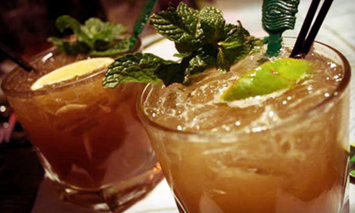 The West Five Supper Club - Hoboken: Contemporary American Small Plates and Cocktails for Two or Four at Dinner at The West Five Supper Club (Up to 61% Off)