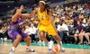 Los Angeles Sparks - STAPLES Center: One Ticket to a Los Angeles Sparks WNBA Game. Four Dates and Two Seating Options Available.