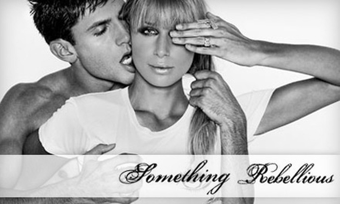 Something Rebellious: $30 for $80 of Styles and Designs at Something Rebellious