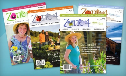 Zone 4 Magazine - Zone 4 Magazine in