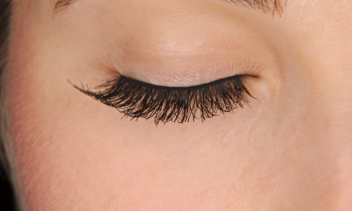 Full Set of Eyelash Extensions - Susie's Lash Extensions | Groupon