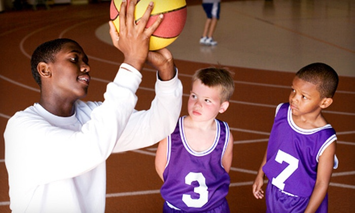 L.A.B. Sports - Multiple Locations: Five-Day Basketball Camp at L.A.B. Sports (Up to 51% Off)