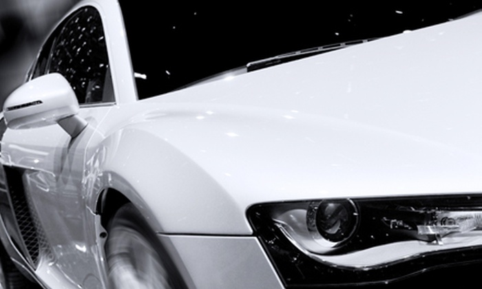 Dent Master Express - Sevierville: $50 for $500 Toward Automotive Hail-Damage Repair at Dent Master Express in Sevierville