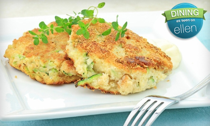 Capt'n Chucky's Crab Cake Co. - Wilmington: $7 for $14 Worth of Crab Cakes and Seafood at Capt'n Chucky's Crab Cake Co.