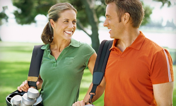 Colorado Springs Golf School - Multiple Locations: $35 for a One-Hour Semiprivate Golf Lesson for Two at Colorado Springs Golf School ($70 Value)