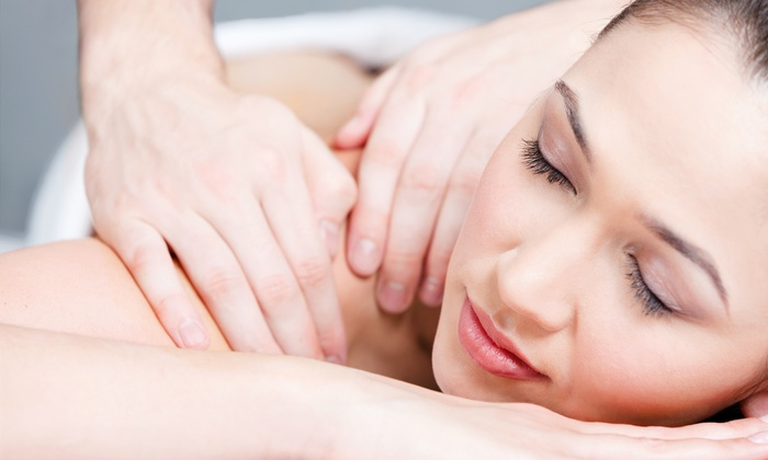 Quantum Body Care - Frisco: One- or Two-Hour Aromatherapy Swedish or Deep-Tissue Massage with a Scrub at Quantum Body Care (Up to 58% Off)