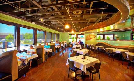 $12 Groupon at Mulan Asian Bistro - Mulan Asian Bistro in Lewis Center
