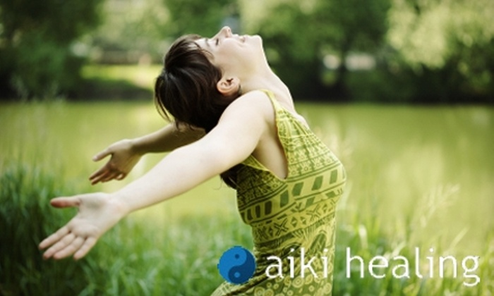 Aiki Healing - West Lake Hills: $45 for Chi Kung Detox and Relaxation Miniworkshop from Aiki Healing