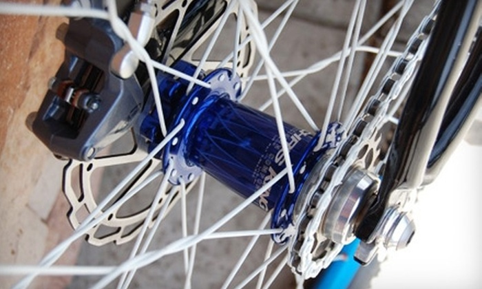 Trek Bicycles of Tucson - Multiple Locations: $25 for $50 Worth of Bicycle Gear, Parts, and More at Trek Bicycles of Tucson