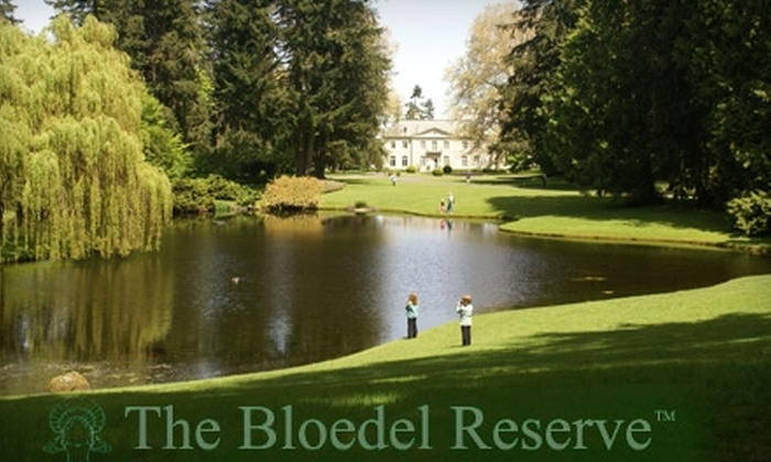 The Bloedel Reserve - Bainbridge Island: One-Day Pass or One-Year Membership to The Bloedel Reserve on Bainbridge Island (Up to $55 Value)