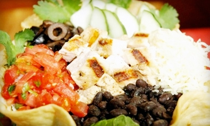 Barberitos - Milledgeville: $10 for $20 Worth of Southwestern Fare at Barberitos in Milledgeville