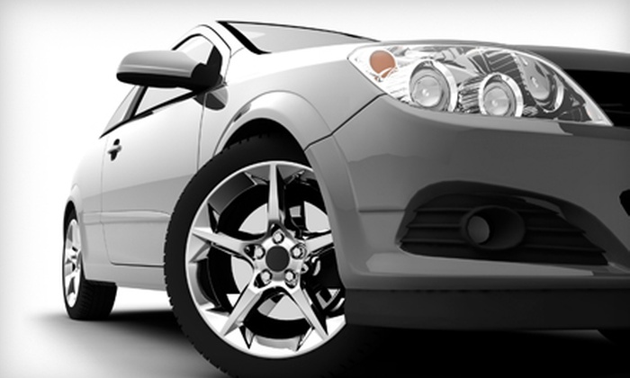 A Touch Of Perfection - Palm Valley: $69 for a Full-Service Mobile Detail from A Touch Of Perfection (Up to $175 Value)