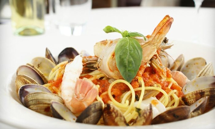 On the Marsh - Kennebunk: $35 for $75 Worth of Upscale Bistro Fare at On The Marsh
