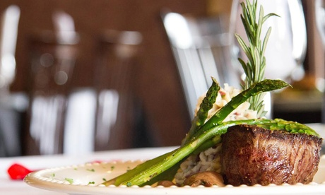 $25 for $50 Worth of French and American Cuisine at H Prime Chophouse at The Henderson Castle