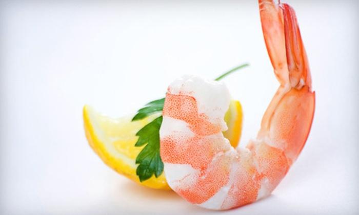 Diamond Fresh Seafood Market & Café - Zurich Heights Golf Club Estates: $10 Toward Fresh Seafood and Market Fare