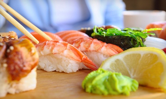 Sushi Leno World Cuisine - Miami: $20 for $40 Worth of Sushi and Chilean Fare at Sushi Leno World Cuisine