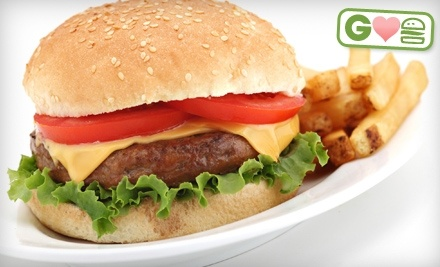 $10 Groupon to Burger Time - Burger Time in Apple Valley