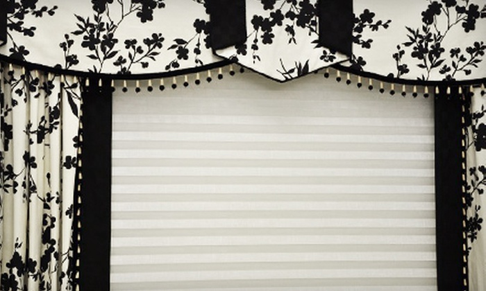 Midas Fabric & Blinds' - Northwest Raleigh: $40 for $100 Worth of Fabric and Custom Drapery at Midas Fabric & Blinds