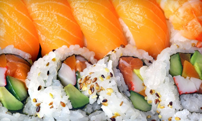 Sudachi Sushi & Korean BBQ - Civic Center: $15 for $30 Worth of Japanese and Korean Fusion Cuisine and Drinks at Sudachi Sushi & Korean BBQ