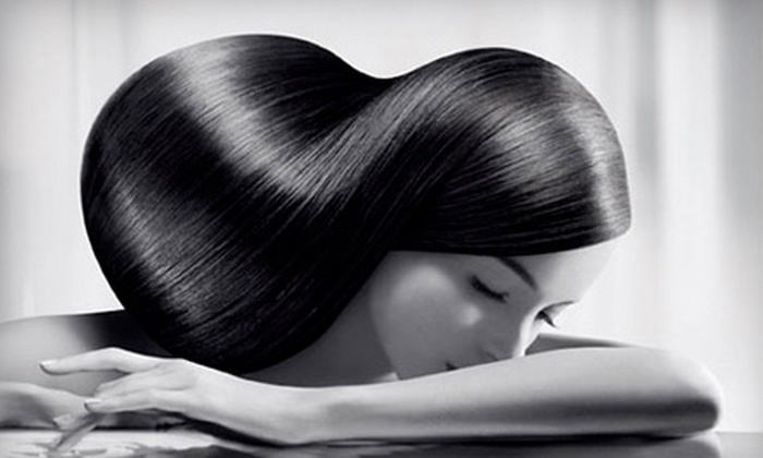 Jacob Neal Salon - Short North: $150 for a Royal Keratin Treatment at Jacob Neal Salon ($350 Value)