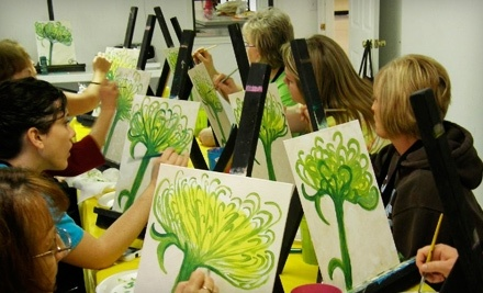 Ginns Art and the Color Palette Studio - Ginns Art and the Color Palette Studio in Jasper