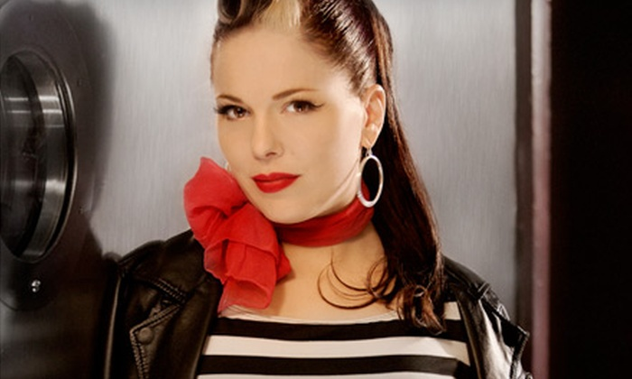 Singletary Center for the Arts - University of Kentucky: Two Tickets to Imelda May Concert at Singletary Center for the Arts. Three Seating Options Available.