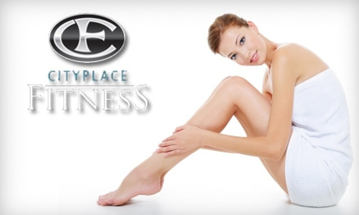 Cityplace Fitness - East Dallas: $30 for a Signature Mani-Pedi at Cityplace Fitness in Uptown ($65 Value)