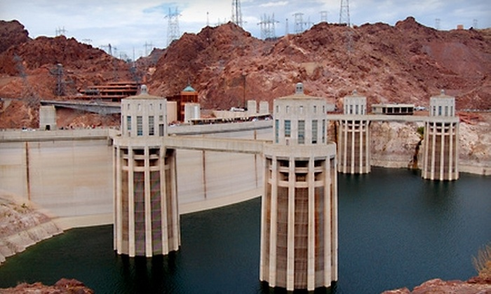 "GC Flight - Paradise: $52 for a Hoover Dam Tour and One Ticket to ""Nathan Burton Comedy of Magic"" from GC Flight"