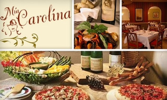 Mia Carolina - 4: $15 for $30 Worth of Authentic Italian Cuisine and Drinks at Mia Carolina in Glyndon