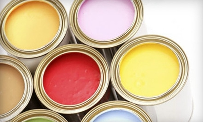 Fresh Coat Painters - Florence: $69 for a One-Room Paint Job ($249 Value) from Fresh Coat Painters