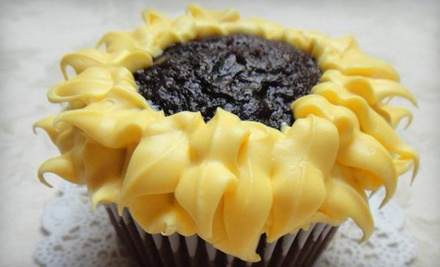 Half-Dozen Cupcakes (an $18 value) - Cakes Come True Bakery in Chino