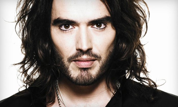 Russell Brand - George Mason: One Ticket to See Russell Brand at the Patriot Center in Fairfax, Virginia, on November 17 at 8 p.m. Two Options Available.