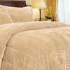 3-Piece Tiger Fur Comforter Sets