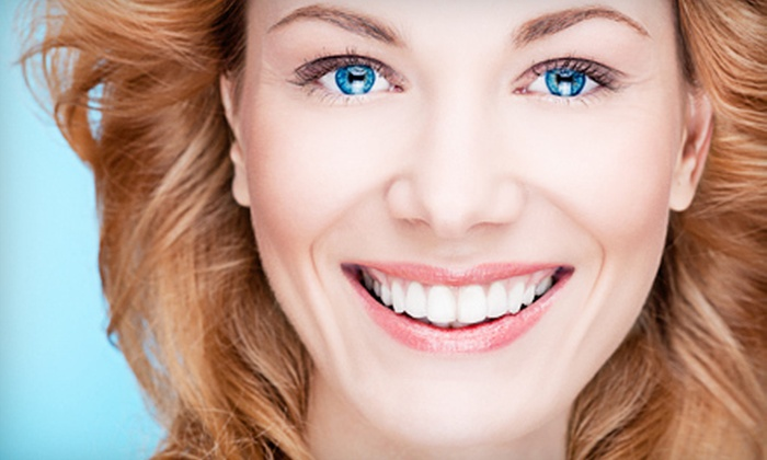 Dr. Nick's WHITE & healthy - Tampa: $99 for Dental Exam, X-rays, and Boost Teeth Whitening at Dr. Nick's WHITE & healthy ($468 Total Value)