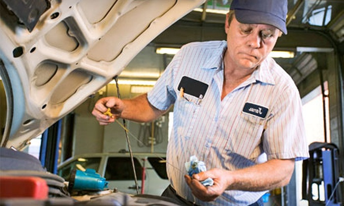 Kwik Kar Lube & Tune - Dallas: One, Two, or Three Full-Service Oil Changes at Kwik Kar Lube & Tune
