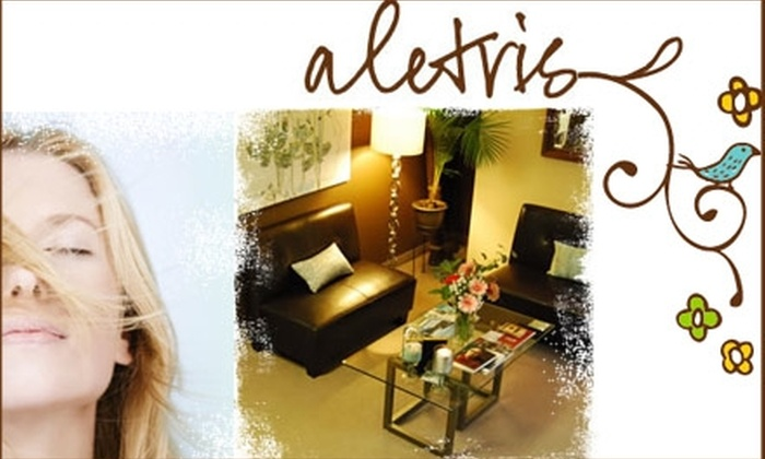 Aletris Center  - Central Scottsdale: $45 for Choice of Massage, Chemical Peel, and More at Aletris Center ($95 Value)