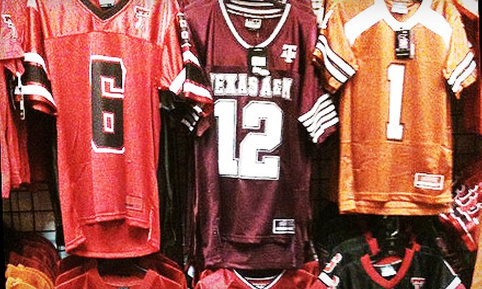 Campus Collection - Amarillo: $20 for $40 Worth of College Apparel at Campus Collection