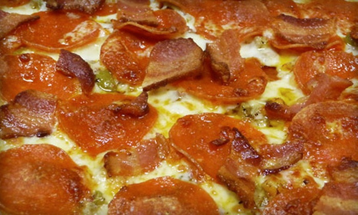 State Street Pizza Company - Near North Side: $5 Toward Pizza